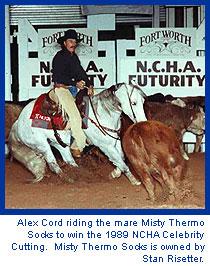 Alex Cord 2001